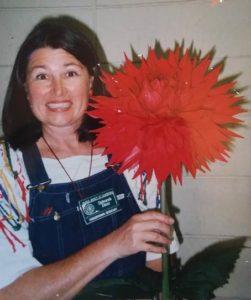 Deborah Dietz with Creve Couer
